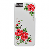 Накладка iCover HP Sweet Rose для iPhone 6 / 6s - Red
