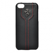 Накладка Ferrari Hard Montecarlo для iPhone 5c - Black