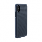 Накладка Just Mobile Quattro Air для iPhone X / XS - Blue