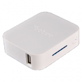 Внешний аккумулятор Yoobao Power Bank Magic Cube 4400 mAh - White