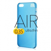 Накладка Artske Air Soft Case для iPhone 5 / 5s / SE - Blue