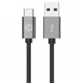 Кабель LAB.C 560 USB-C на USB (1.2 m) - Space Gray
