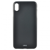 Накладка Uniq Bodycon для iPhone XS Max - Black