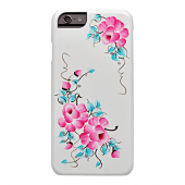 Накладка iCover HP Sweet Rose для iPhone 6 / 6s - Pink