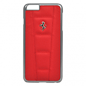 Накладка Ferrari 458 Hard для iPhone 6 / 6s - Red