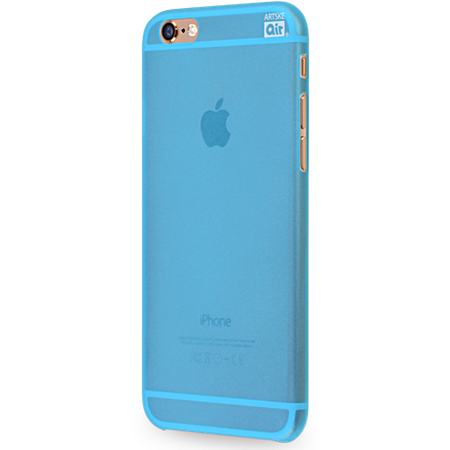Накладка Artske Air Soft Сase для iPhone 6 Plus / 6s Plus - Blue