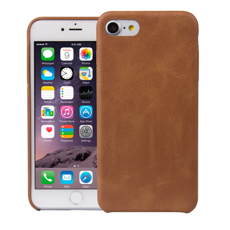 Накладка Uniq Outfitter Vintage Edition для iPhone 8 / 7 - Camel