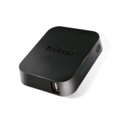 Внешний аккумулятор Yoobao Power Bank Magic Cube 4400 mAh - Black