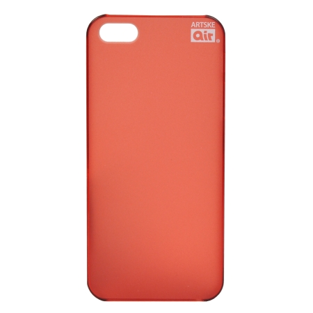 Накладка Artske Air Soft Case для iPhone 5 / 5s / SE - Red