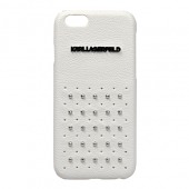 Накладка Karl Lagerfeld Trendy Hard для iPhone 6 / 6s - White