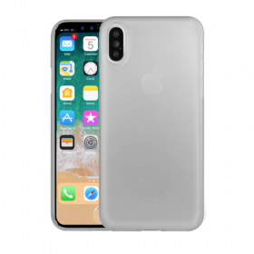 Накладка Uniq Bodycon для iPhone X - Clear