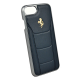 Накладка Ferrari 488 Gold Hard для iPhone 7 / 8 - Dark Blue