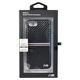 Накладка BMW M-Collection Inspiration Hard для iPhone 7 / 8 / 6s / 6 - Real Carbon