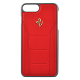 Накладка Ferrari 488 Gold Hard для iPhone 7 Plus / 8 Plus - Red