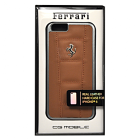 Накладка Ferrari 458 Hard для iPhone 6 / 6s - Camel