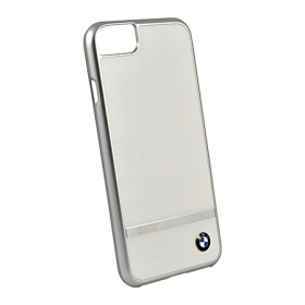 Накладка BMW Signature Aluminium Stripe Hard для iPhone 7 / 8 - White