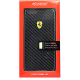 Накладка Ferrari Formula One Hard для iPhone 6 Plus / 6s Plus - Real Carbon Black
