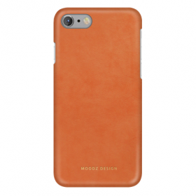 Накладка Moodz Soft Leather Hard для iPhone 7 / 8 - Caramel