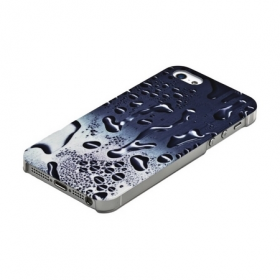 Накладка Fashion Case для iPhone 5/5s - Rain