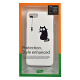 Накладка iCover Cats Silhouette 11 для iPhone 7 / 8 - White